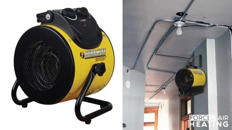 A Look at the Dura Heat Electric Forced Air Heater