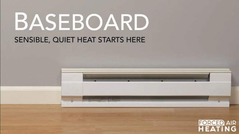 Baseboard heating forced air pros and cost